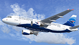 Atlantic Airways - Airbus A319-115 - [OY-RCG]
