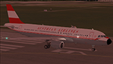 Austrian Airlines (Retro Livery) - Airbus A320-214 - [OE-LBP]