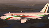 Republic of Bulgaria - Airbus A319-112 - [LZ-AOB]