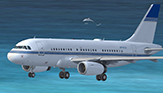 Cayman Islands Government - Airbus A319-133X (CJ) - [VP-CCJ]