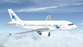 Comlux Aviation Malta - Airbus A319-115X (CJ) - Multi-Livery Pack