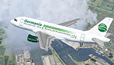 Germania - Airbus A319-112 - [D-AHIL]