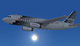Spirit Airlines - Airbus A319-132 - [N522NK]