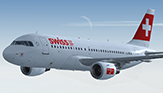 SWISS International Air Lines - Airbus A319-112 - [HP-IPR]