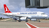 Turkish Airlines - Airbus A319-132 - [TC-JLY]